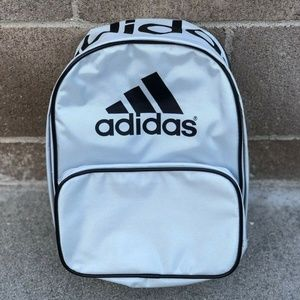 Adidas Vintage Small Backpack Silver 273872X